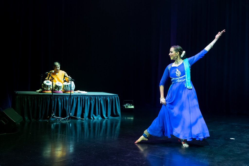 Kathak and Grace: Kaladharaa Dance School