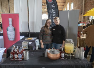 Sugar House Distillery all set to serve. Photo: Jayson Ross