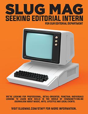 Now Hiring: Editorial Intern