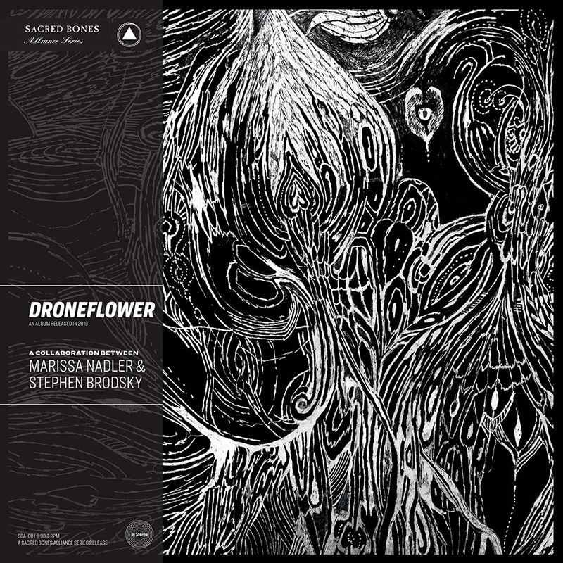Review: Marissa Nadler, Stephen Brodsky – Droneflower