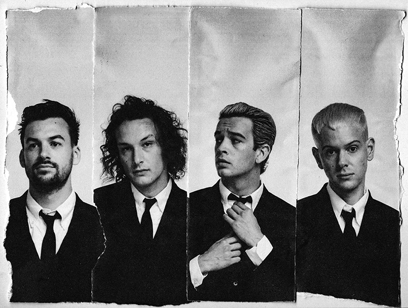 Review: The 1975 @ UCCU W/ Pale Waves, No Rome 04.29
