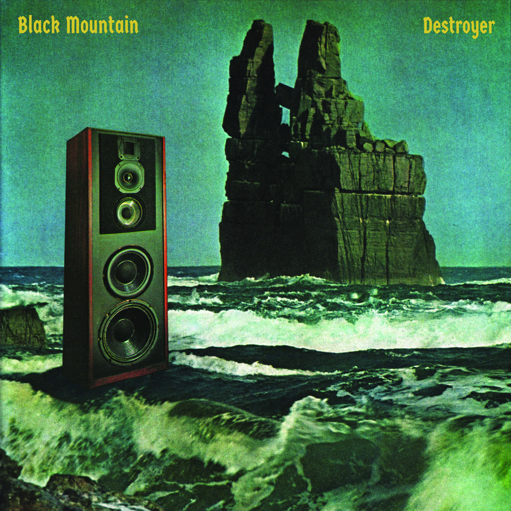 Review: Black Mountain – Destroyer