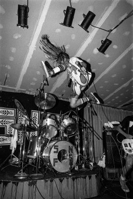 SNFU at the Speedway Cafe in Salt Lake City, May 1988.