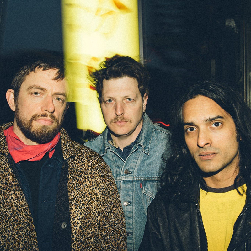 Yeasayer @ Urban Lounge 06.23 w/ Oh, Rose