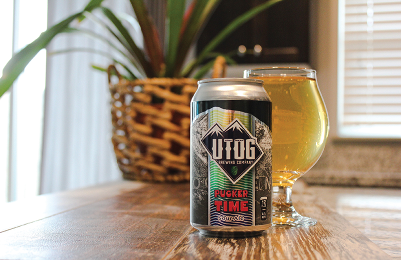 Beer of the Month: Pucker Time Sour Ale