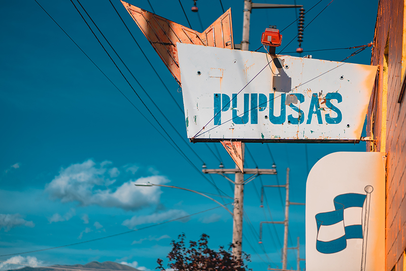Pupusas Piled High: El Viroleño