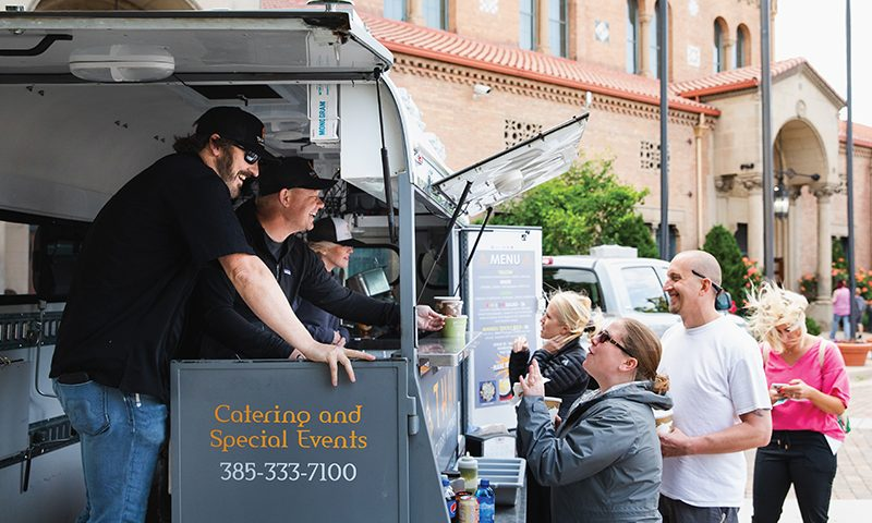 The Ogden food truck rally aims to provide a variety of food options to cater to all cravings.