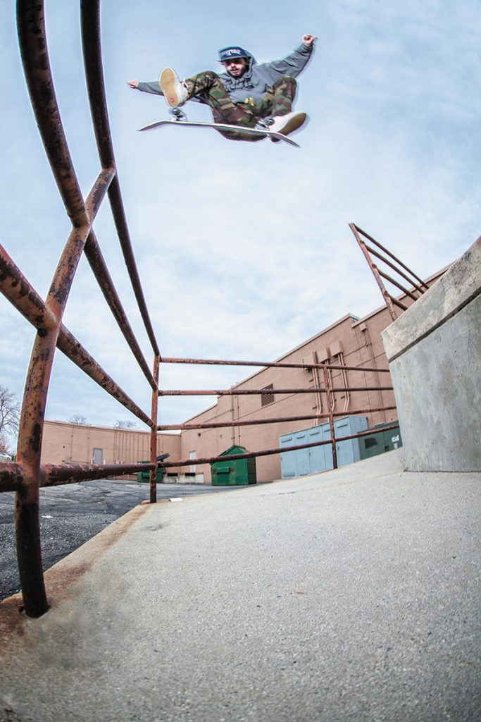 Skate Photo Feature: Coda Bonnell