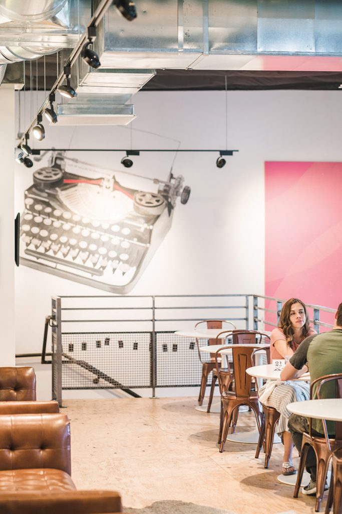 Cuppa: Cafe for Creatives