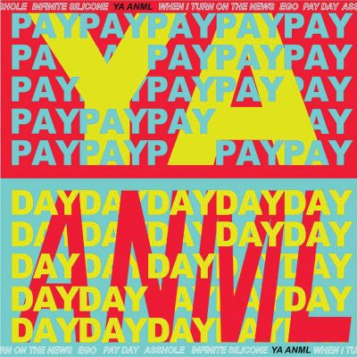 YA ANML | Payday | Self-Released