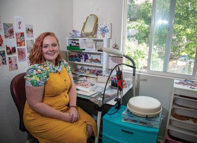 Nicole Morris of Studio Ramiii