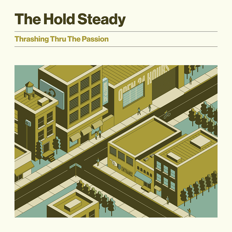 Review: The Hold Steady – Thrashing Thru the Passion