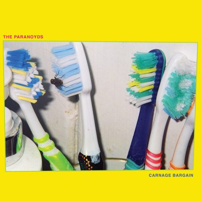 The Paranoyds | Carnage Bargain | Suicide Squeeze Records