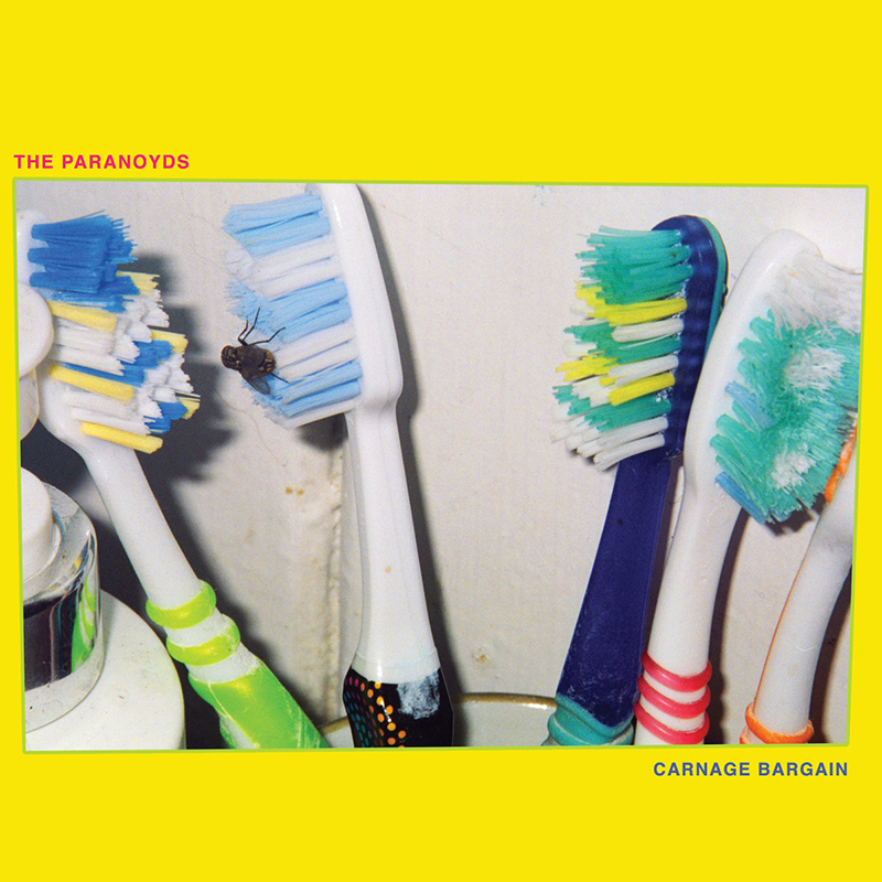 Review: The Paranoyds – Carnage Bargain