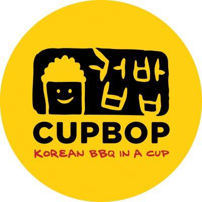 Cupbop logo.