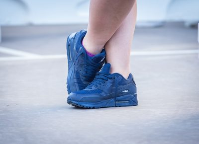 Life is always comfortable in the Nike Air Max 90's.