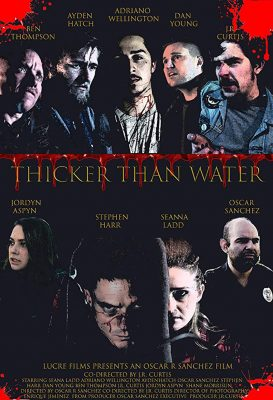 Thicker Than Water Promotional Poster