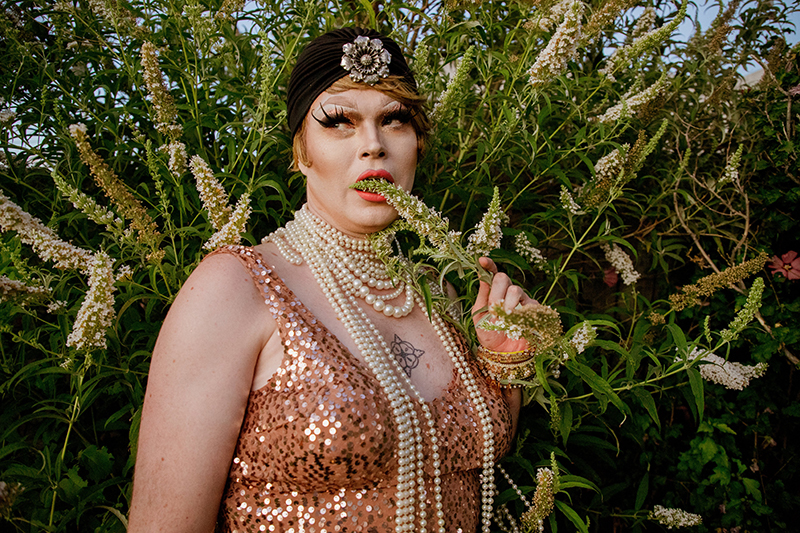 """""""I believe that drag is uniquely powerful in reaching and supporting people who are """"other,"""" and that if you ignore that power, your drag is vapid."""""""