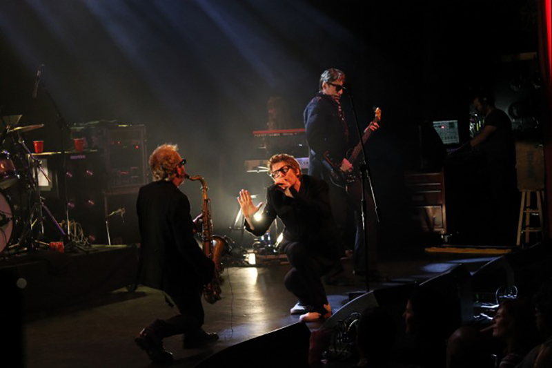 The Psychedelic Furs @ The Complex 07.27 w/ James, Dear Boy