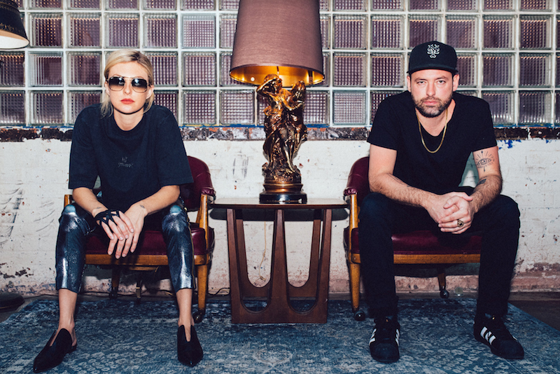 Phantogram @ Ogden Twilight 08.17 w/ Bob Moses, Palace of Buddies