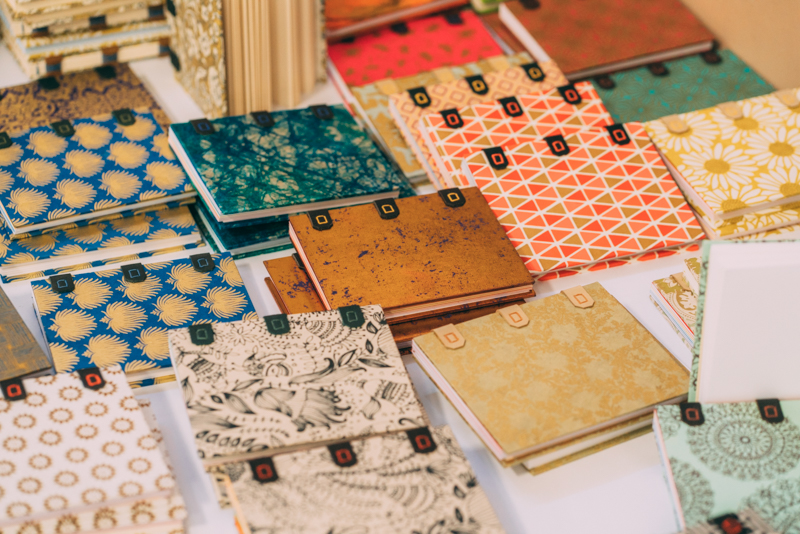 Bill's books have a wide variety of journaling styles to fit your every need.