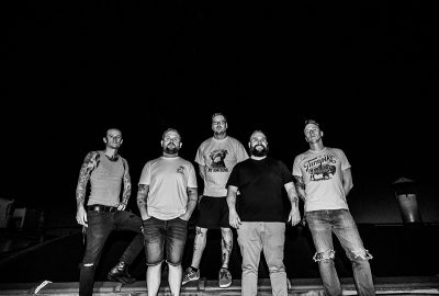 (L–R): Adam Virostko, Eric Rose, Taylor Orton, Jeremy Condor and Dreu Hudson make up the current lineup of esteemed local group I Am the Ocean. 10 years after releasing their debut record Escapist Fiction, the band are returning to Urban Lounge to celebrate this significant milestone.