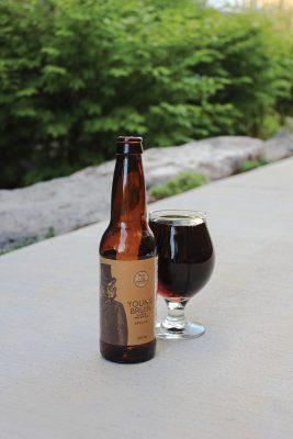 Toasted Barrel Brewery's Young Bruin is a hearty sour brown ale.