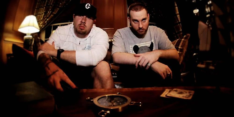 Apathy and Celph Titled make up the duo Demigodz