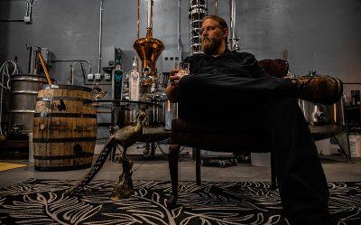 Head Distiller Ethan Miller is taking Holystone Distilling into strange new areas of Utah liquor distilling.