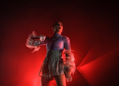 Due to her sound-to-color synesthesia, Charli XCX hears colors through music.