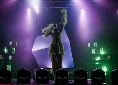Charli XCX closes out her set on Tuesday night, sending the Complex crowd off with a bang!