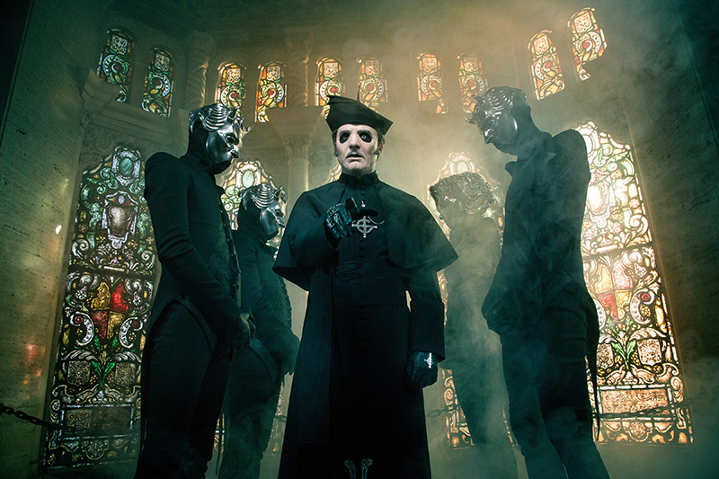 Kiss the Go-Ghost: An Interview with Tobias Forge