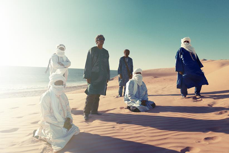 Tinariwen @ Metro Music Hall w/ it foot, it ears 10.05
