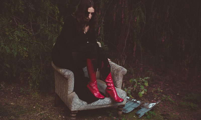 Chelsea Wolfe's performance at Metro Music Hall was haunting, intense and memorable.