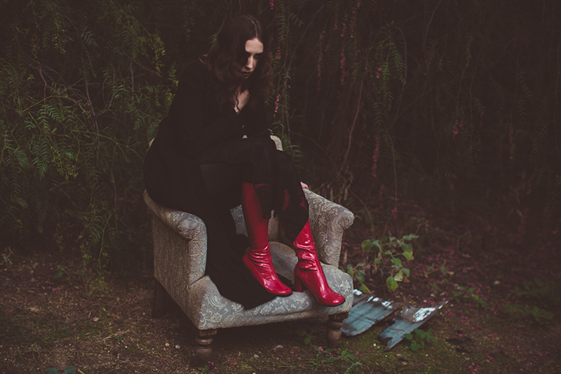 Chelsea Wolfe @ Metro Music Hall with Ionna Gika 10.21