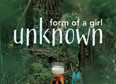 A collection of items tied to the storyline from form of a girl unkown are depicted here.
