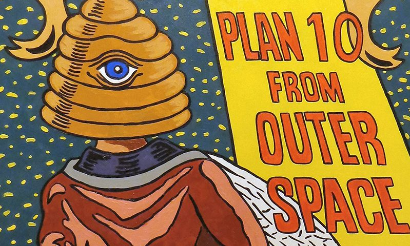 The 9 Rails Film Festival will host a screenign of Trent Harris' Plan 10 From Outer Space for their inaugural event.