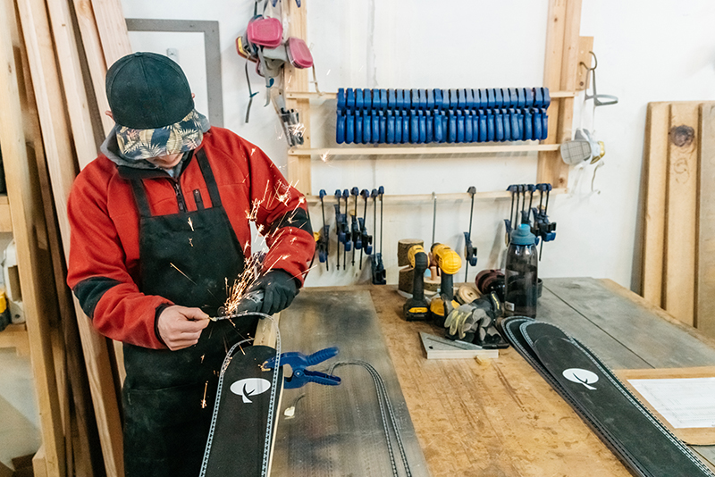 Hinterland Skis: Why Slow and Steady Does Win the Race