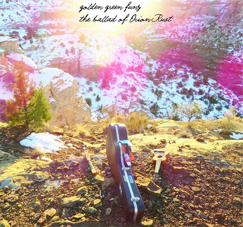 Golden Green Funz | The Ballad of Orion Rust | ur audio visual