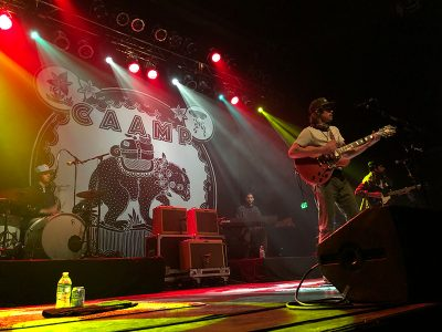 CAAMP performs at The Depot on Nov. 5.
