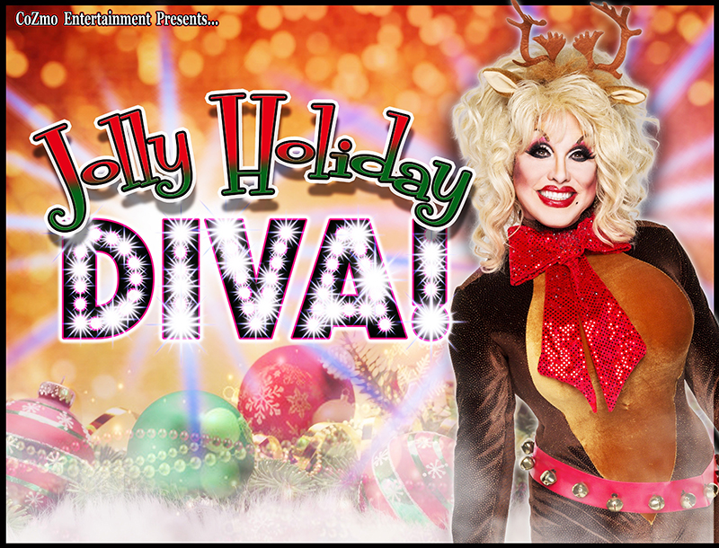 Jolly Holiday Diva @ Metro Music Hall