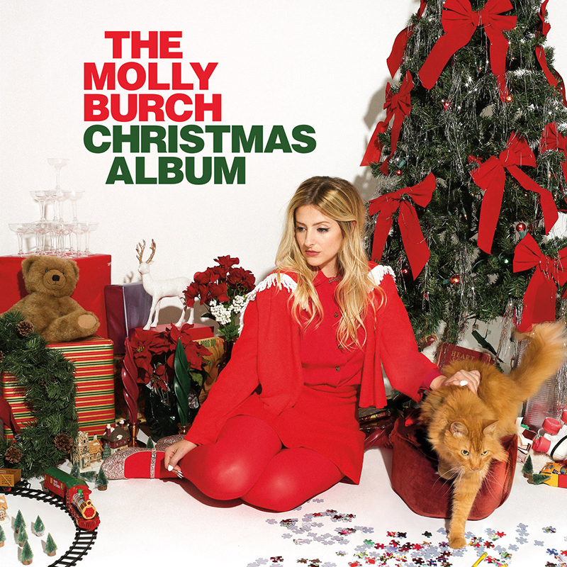 Review: Molly Burch – The Molly Burch Christmas Album