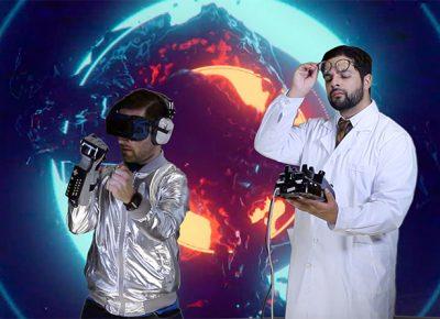 Conquer Monster will perform Interdimensional Exploration at the Clark Planetarium Nov. 8–9.