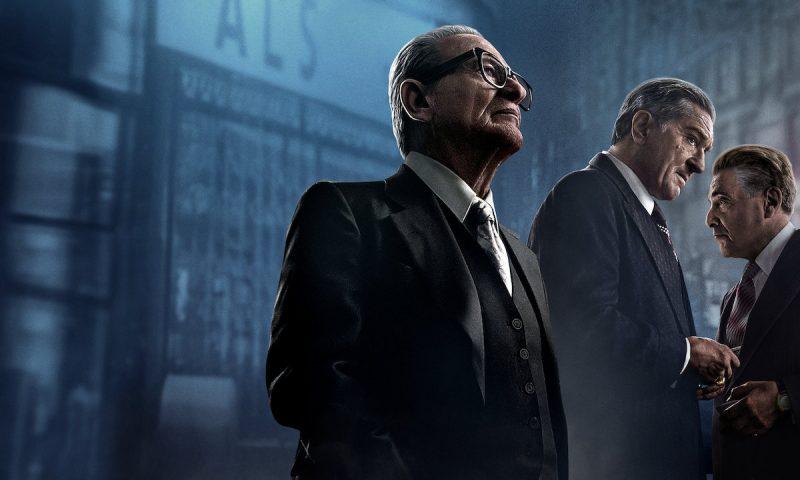 Robert DeNiro and Al Pacino star in Martin Scorcese's the Irishman
