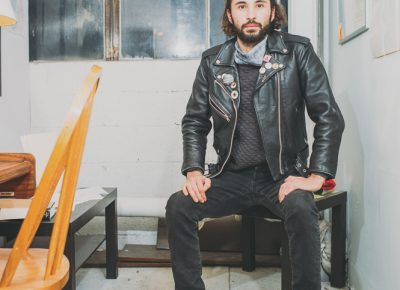 """""""Most recently, I've started writing for two magazines,"""" says Montoya. """"I'm about to write for Utah Stories. I write for a really cool up-and-coming underground magazine that's online-only called Salt Lily, and I have three stories with them."""""""