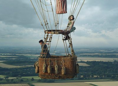The Aeronauts is a film that, though historically based, depicts a narrative that is more historical fiction than anything else.