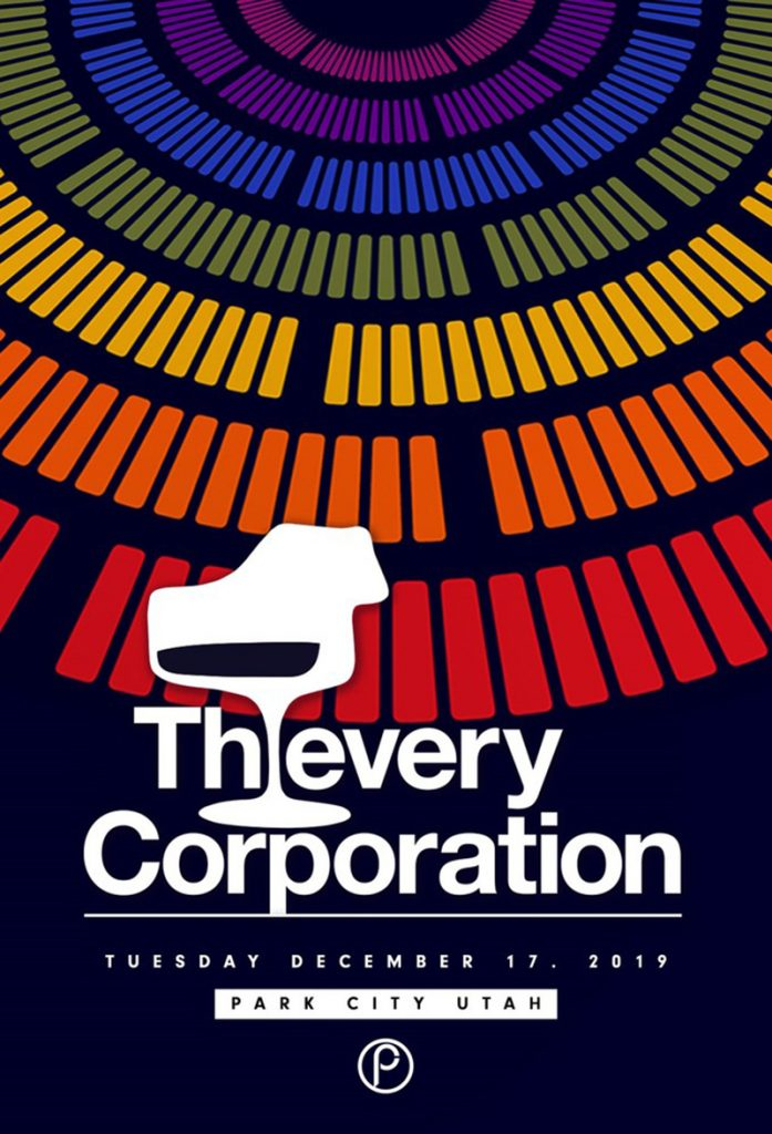 Thievery Corporation @ Park City Live