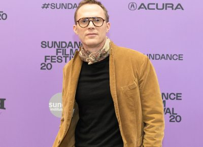 Actor Paul Bettany at the Sundance Film Festival premiere of Uncle Frank. Photo: Logan Sorenson (LmSorenson.net)