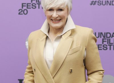 Glenn Close at the Sundance Film Festival 2020. Photo: Logan Sorenson (LmSorenson.net)
