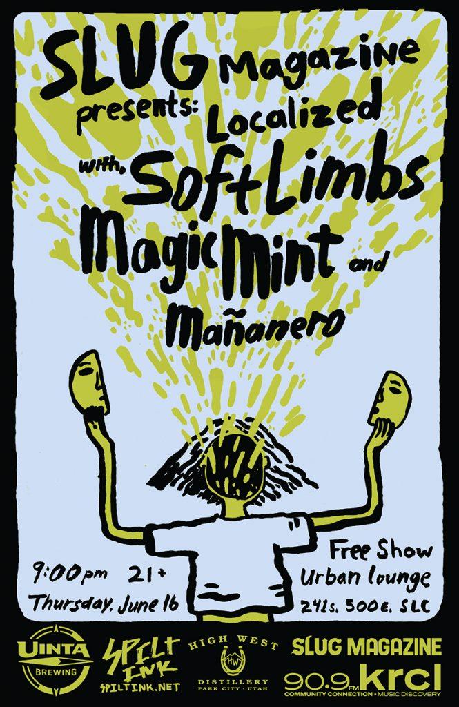 Localized: June 2016 w/ Soft Limbs, Magic Mint, Mañanero